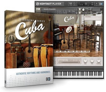 Discovery Series – Cuba Kontakt Library