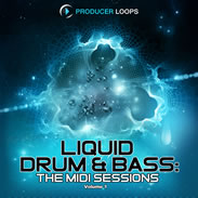 Liquid Drum and Bass - The MIDI Sessions 1