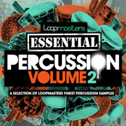 Essentials - Percussion Vol 2