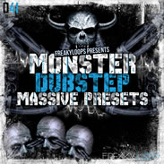 Monster Dubstep Massive Presets