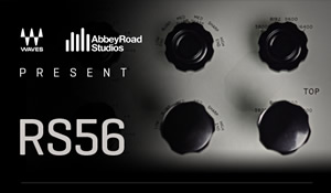RS56 Passive VST Plugins by Waves