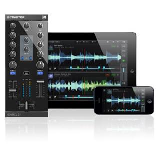 Traktor Kontrol Z1 Music Mixer