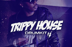 Trippy House Hip Hop Drum Kit