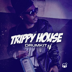 Trippy House Hip Hop Drum Kit