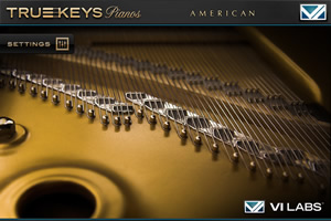 True Keys Single Pianos VI Labs