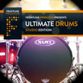 Ultimate Drums Studio Edition Sample Pack by Frontline Producer