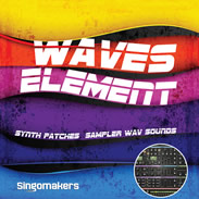 Waves Element Synth Patches