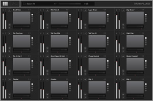 Drum Synthesizer for MAC