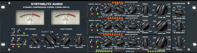 DNX-03 Multi-Band Compressor VST