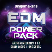 EDM Power Pack Samples and Loops