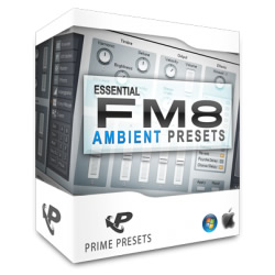 Ambient Presets for FM8