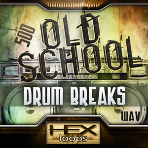 Old School Drum Breaks Loops