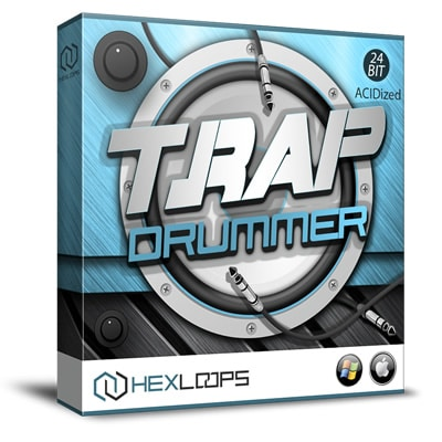 Trap Drum Loops