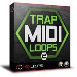 Trap MIDI Loops Vol 2