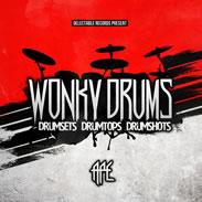 Wonky Drums Loops