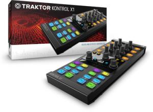 Traktor Kontrol X1 Controller