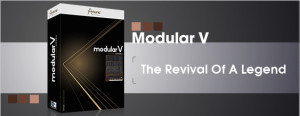 Arturia Modular V plugin