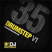 Dj Mixtools 35 - Drumstep Vol 1