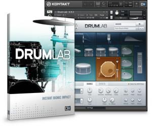 Kontakt Drum Lab Native Instruments
