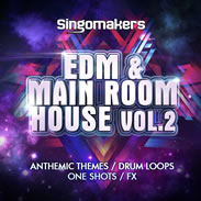 EDM Samples Packs