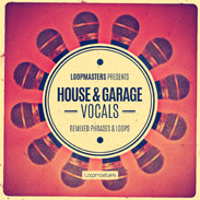 House and Garage Vocals Samples