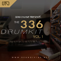 336 Drum Kit Sean Divine
