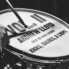 Andrew Lloyd Drum Kit