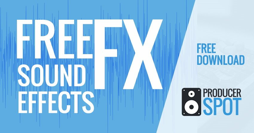 Free Sound Effects - SFX Sound Pack and Samples