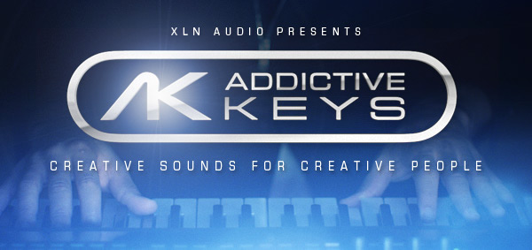 Addictive Keys Virtual Instrument Plugin by XLN Audio - Review