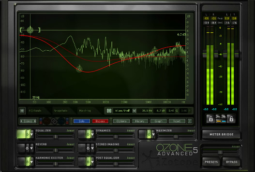 Ozone - Audio Mastering Plugin by iZotope - Review