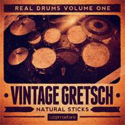 Real Drums Vol 1 Samples