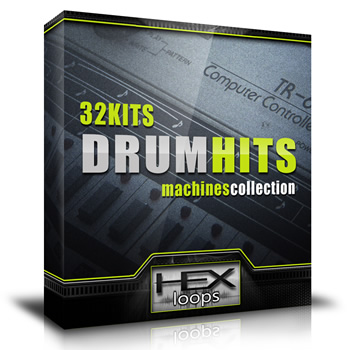 Hex Loops Drum Kits Samples and Loops