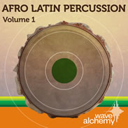 Afro Latin Percussion Loops