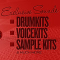 Audio Boost Drum Sample Kits Available on STORE