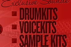 YourAudioBoost.com Drum Kits Samples Packs
