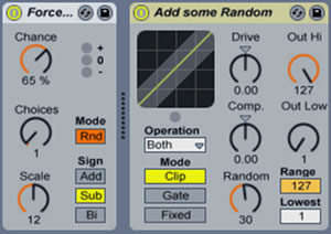 How to use Collision Ableton