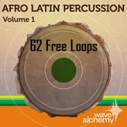 62 Free Afro Latin Percussion