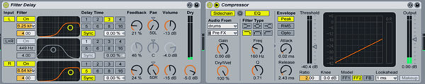 how to change start time ableton