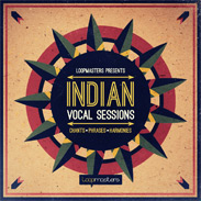 Indian Vocal Samples Loops 24 Bit