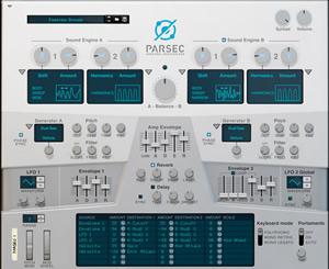 Parsec Reason Rack Extension