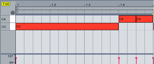 Re-sampling in Ableton