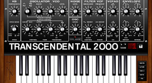 Download Transcendental 2000 Free VSTi