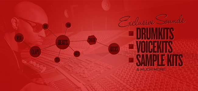 Buy Audio Boost Drum Kits - Sample Packs