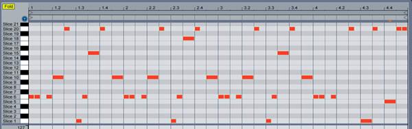 Slicing Vocals in Ableton Live