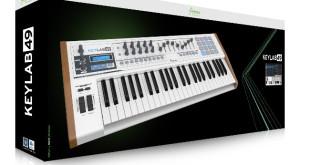 Arturia KeyLab MIDI Keyboard Controller
