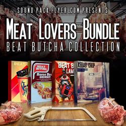 Beat Butcha Meat Lovers Bundle Drum Kits