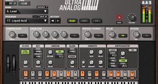 Review Ultra Analog VA-2 VST Plugin