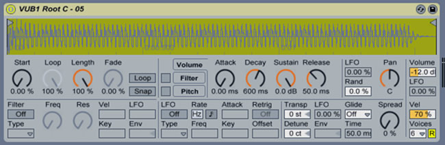 Tutorials - Sampling Techniques in Ableton by Ashely Young