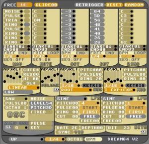 Download Dream 64 V2 Free VST Synthesizer