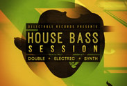 House Bass Session Sample Pack by Delectable Records